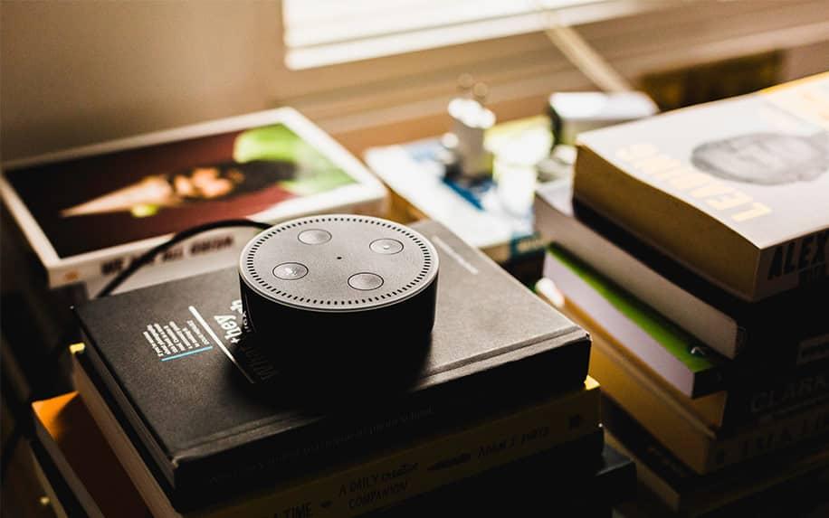 Voice search with Amazon Alexa Image
