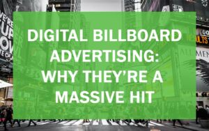 Digital Billboard Advertising header image