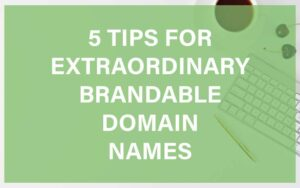 Brandable domain names featured image