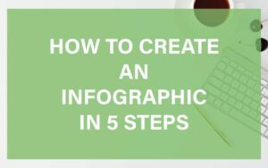 How to create an infographic featured image