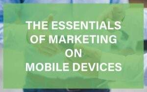 marketing on mobile featured image