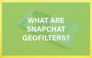 Snapchat geofilters featured image