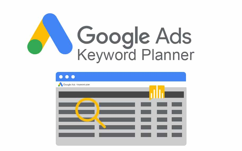 Planning keywords with google ads