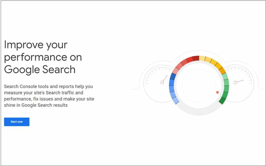improving performance with google search console tools