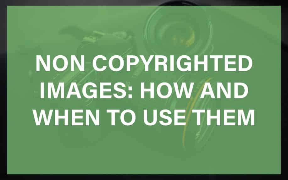 Non copyrighted images featured image