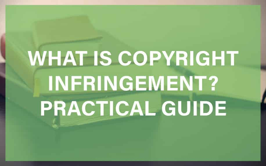 What is copyright infringement featured