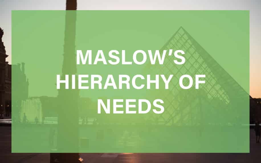 Maslow's Hierarchy of needs marketing featured image