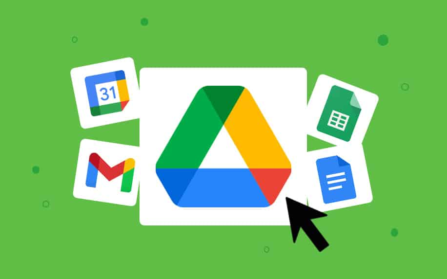 What is Google rive featured image