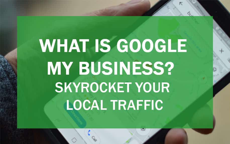 Featured image for an article explaining what google my business is.