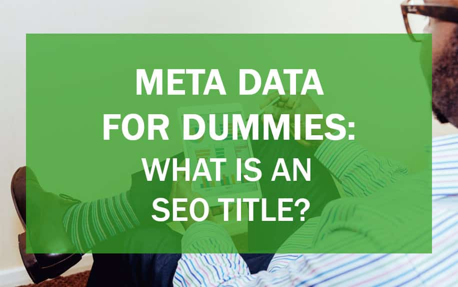 Guide for seo title