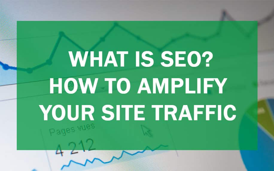 featured image on what is SEO? how to amplify your site traffic