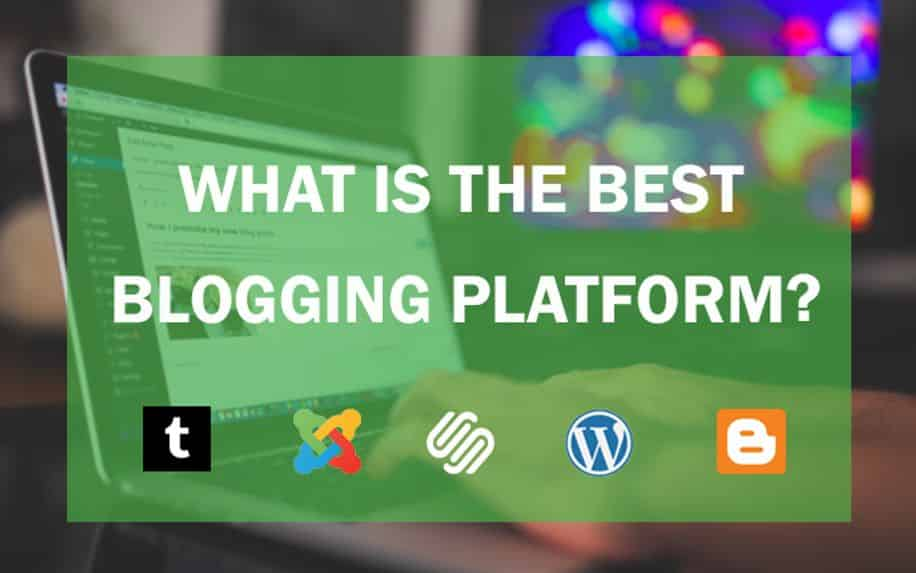 what is the best blogging platform