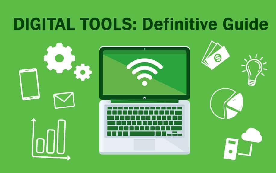 Must have digital tools header