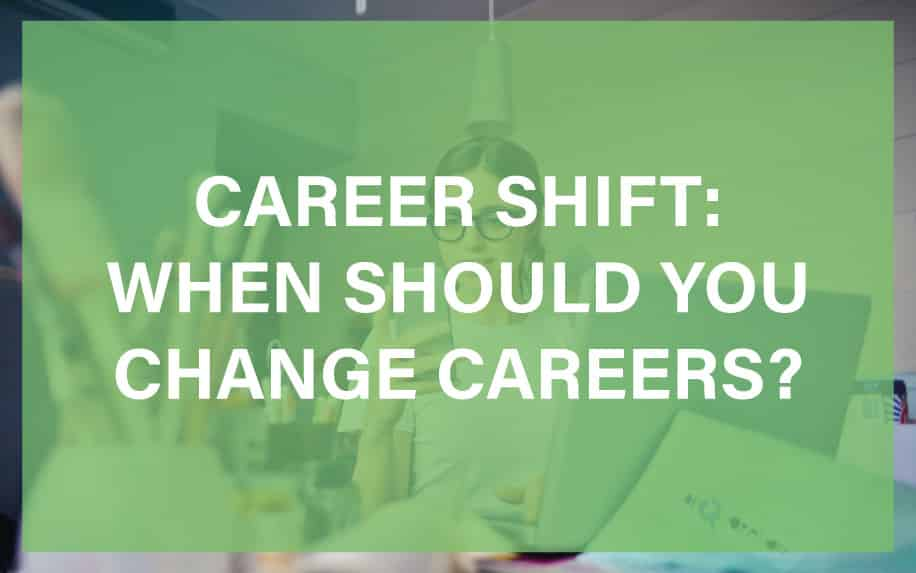 Career Shift featured image