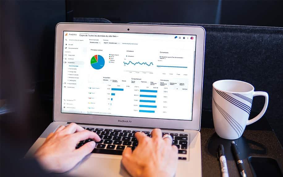 Digital marketing courses in analytics example image