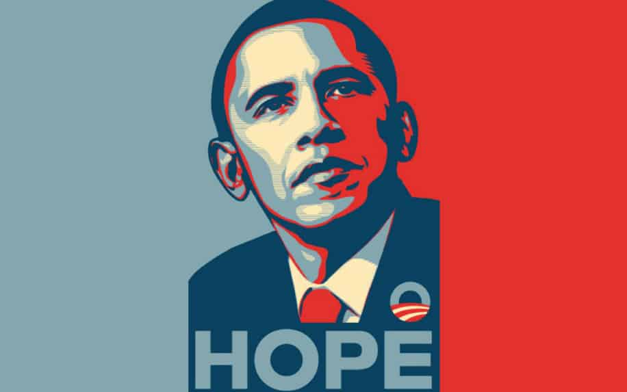 Why is personal branding important Obama Hope