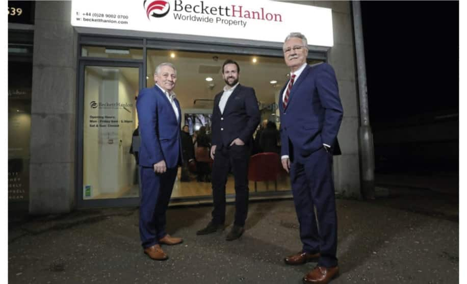 Beckett Hanlon Leaders photo