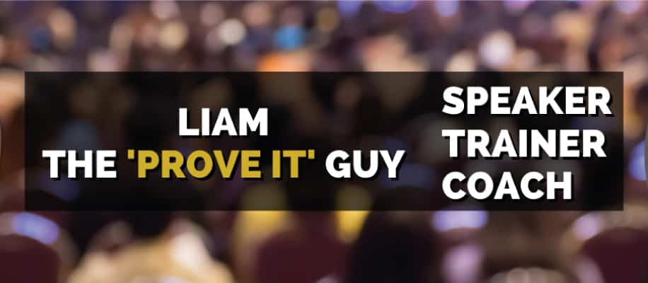 Laim the prove it guy 1