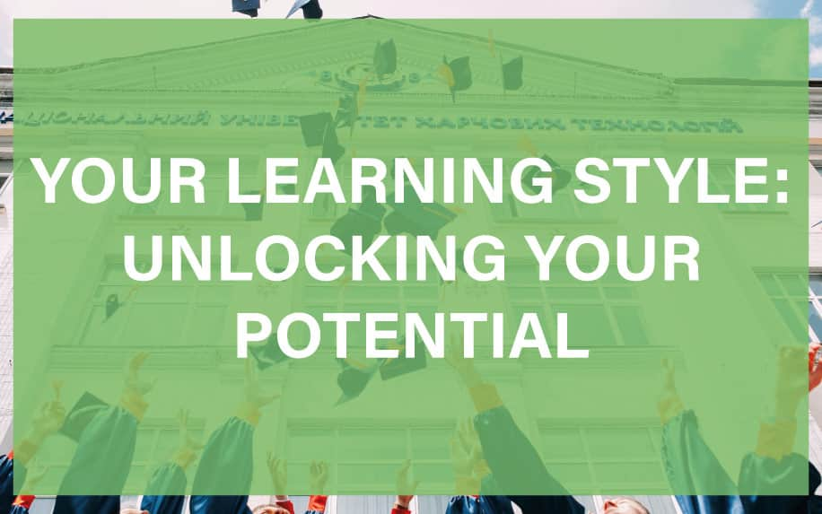 Your learning style featured