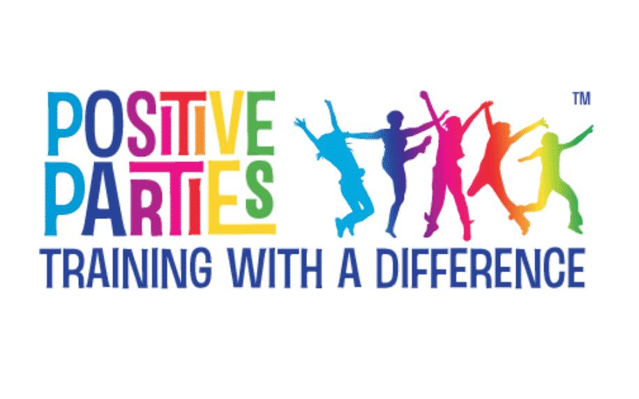 positive parties logo