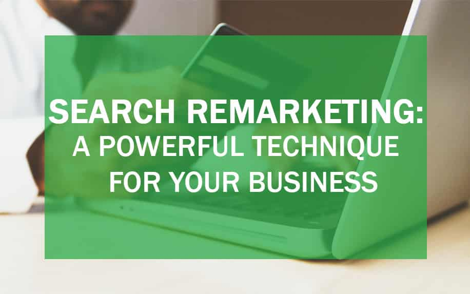 Search remarketing for your business goals