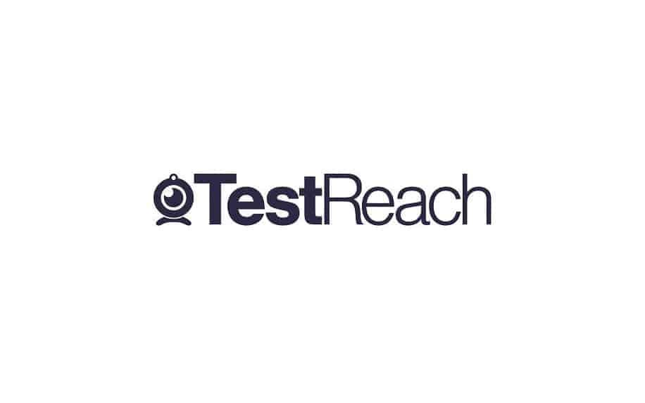 Testreach logo