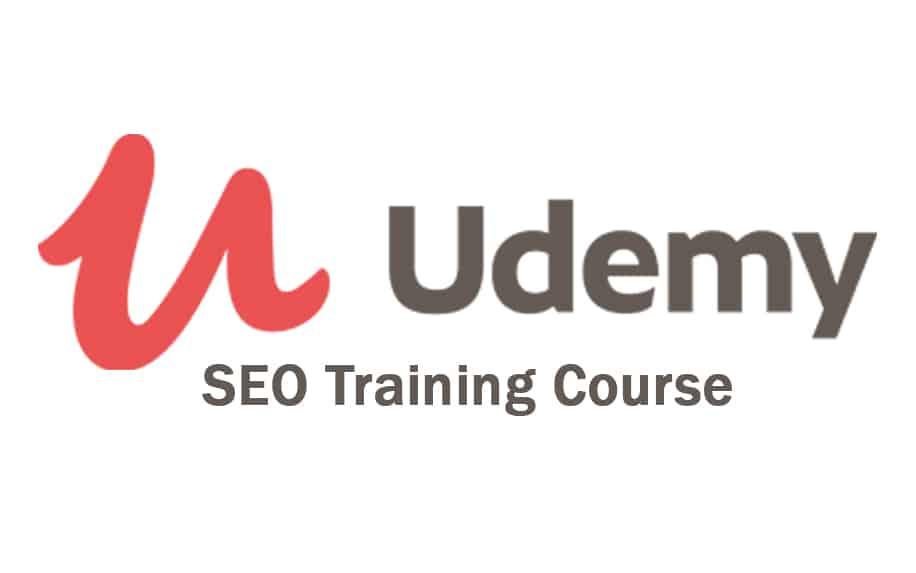 Udemy SEO training logo