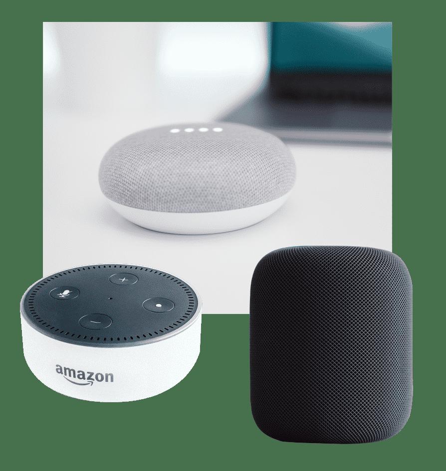 Smart speakers image