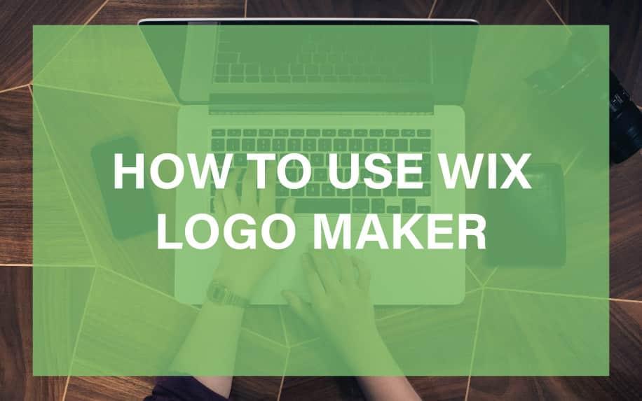 WIX logo maker featured