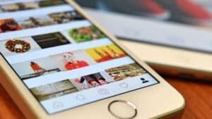 Instagram social media ,marketing example