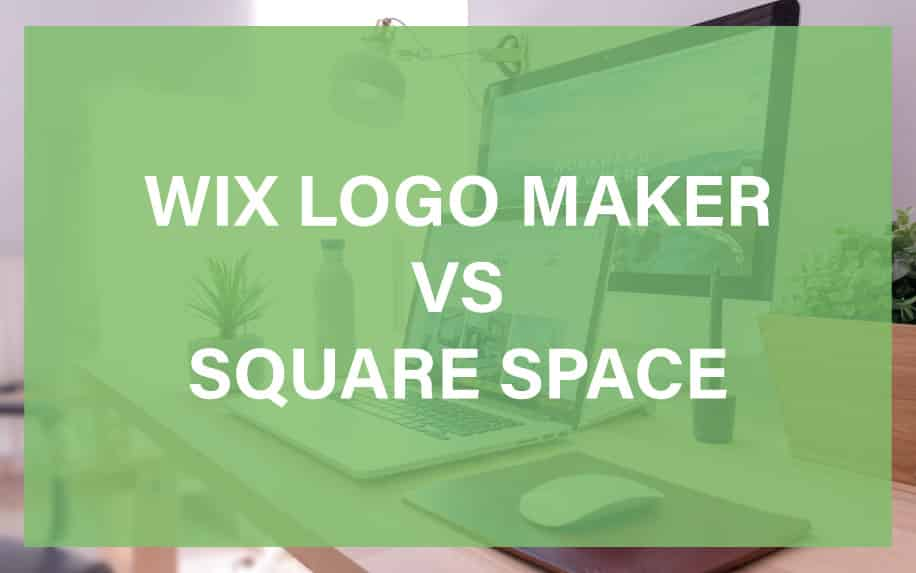 WIX logo maker vs squarespace featured