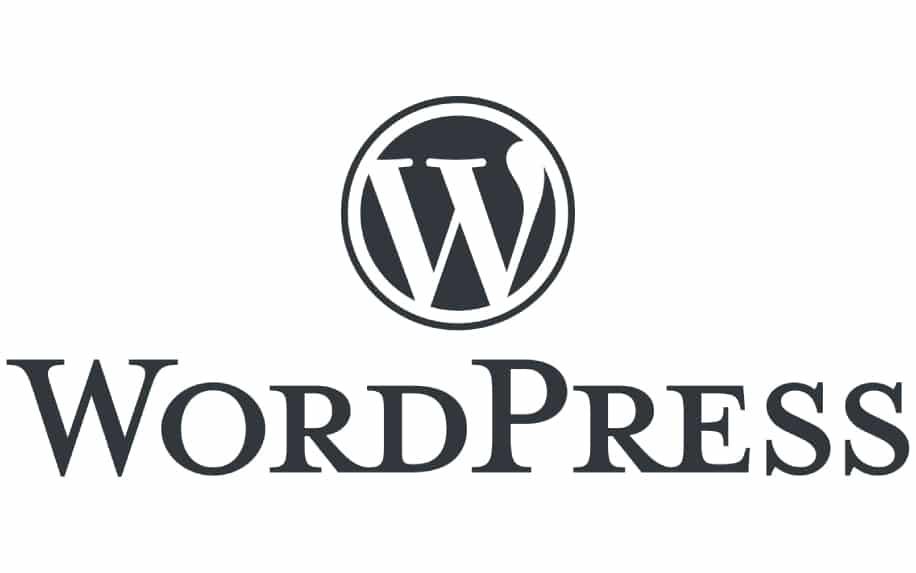 WordPress logo WIX comparison