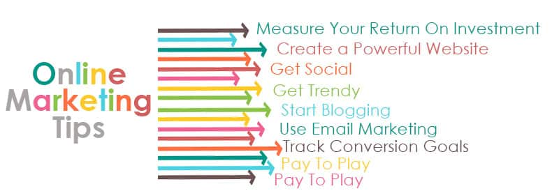 10 Powerful Online Marketing Tips #6 is Powerful