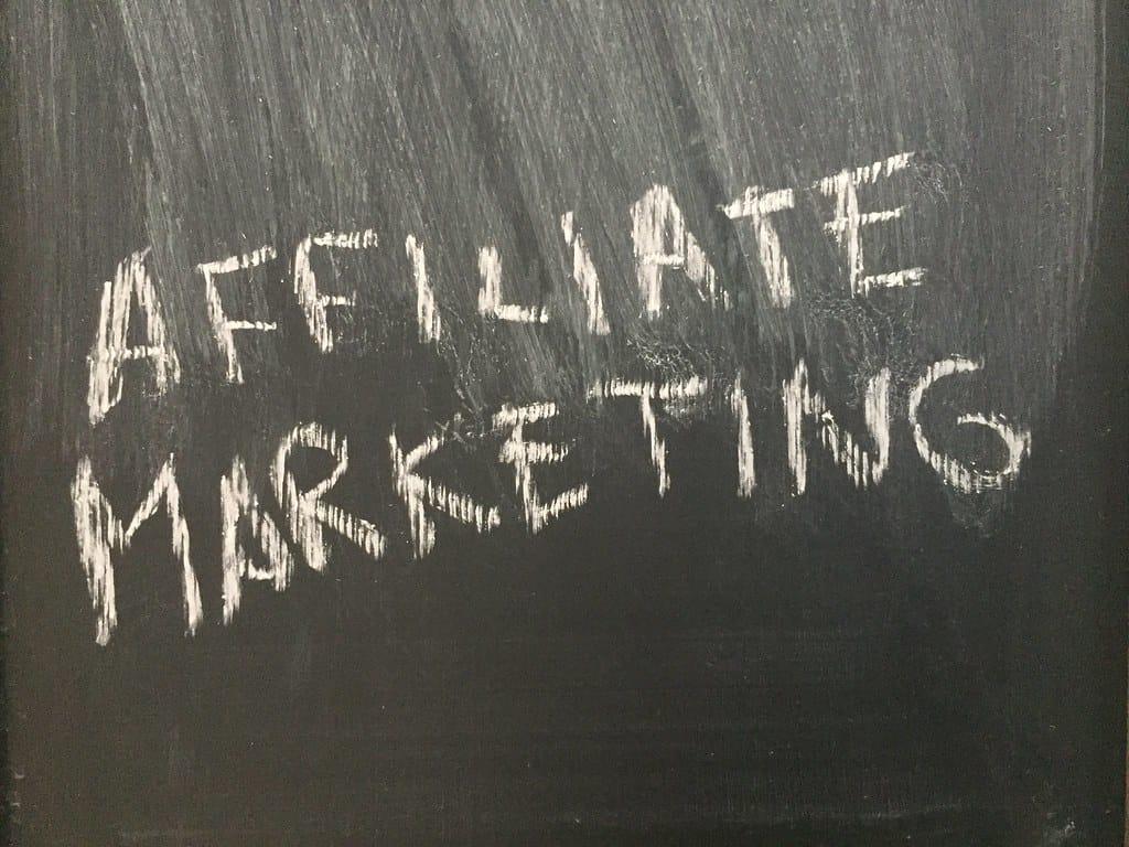 Strategic Marketing - Affiliate marketing