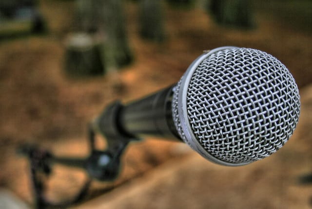 How to overcome stage fright - stage fright