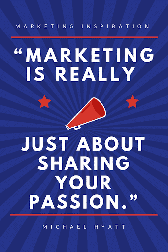 Inspiring Marketing Quote
