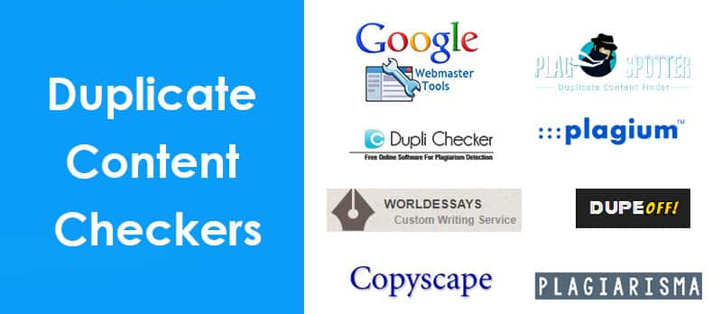 9 Duplicate Content Checkers #5 Could Save The Day