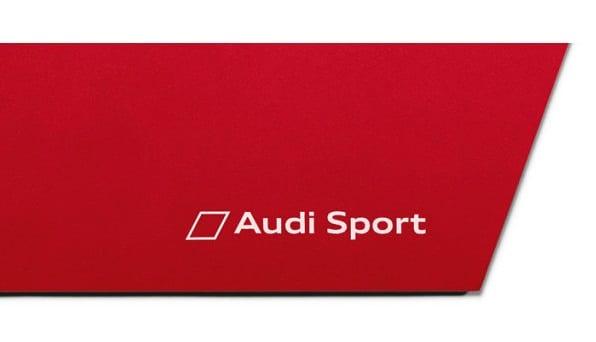 Audi Sport logo for Why Rebrand blog