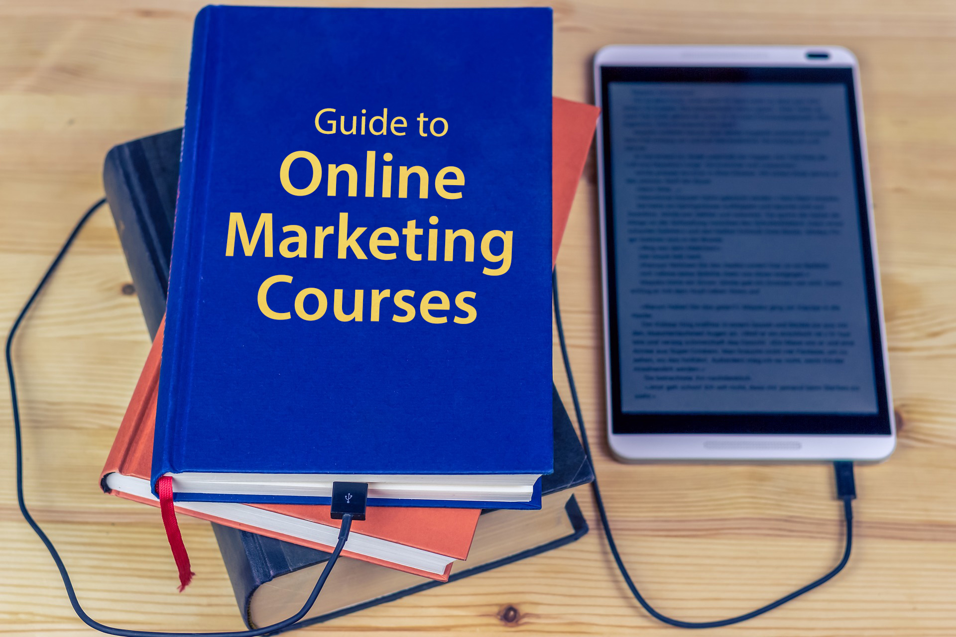 A Guide to Online Marketing Courses