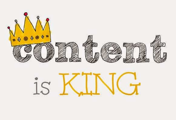 Content word image for What Is Content article