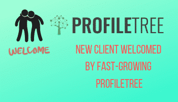 New Client Welcomed by Fast-Growing ProfileTree