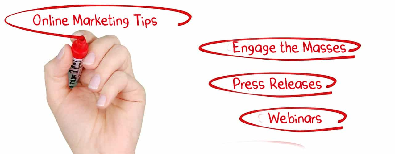 Online Marketing Tips _ A Few Things to Get You Up to Snuff