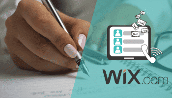 Organising a contact list on WIX
