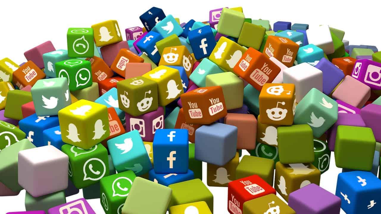 Social Spotlight The Web's Most Used Social Media