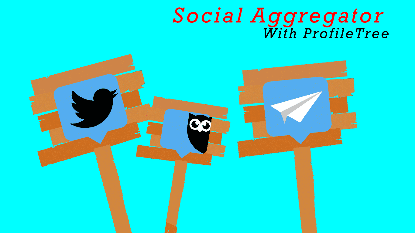 Social Aggregator with ProfileTree- What is a Social Aggregator?