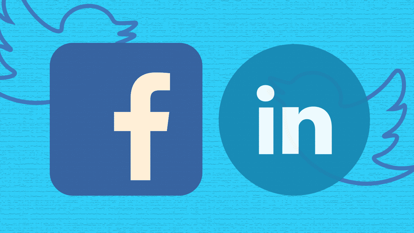 TweetDeck- Facebook & LinkedIn