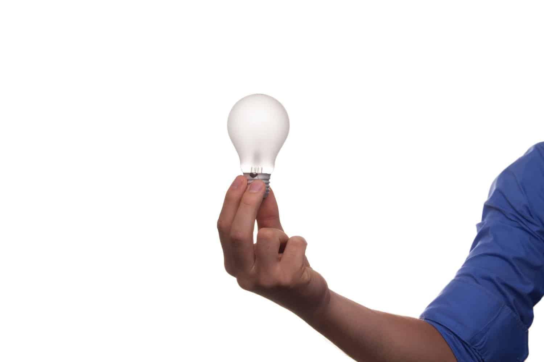 Bulb- Bright business idea