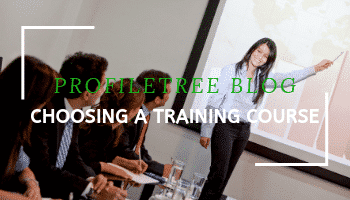 Choosing a training course