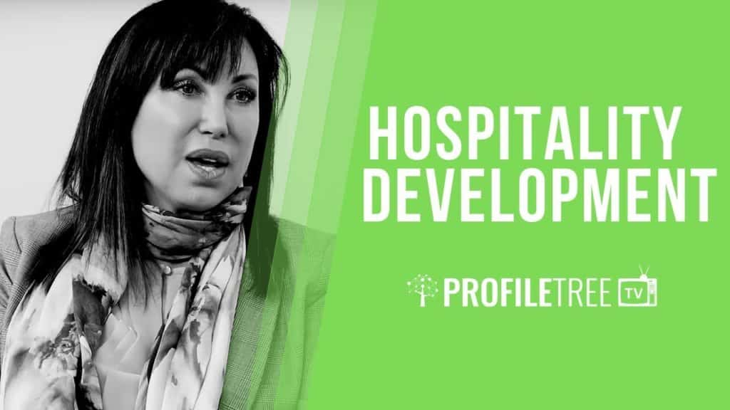 Hospitality in Northern Ireland and Hospitality Development with Ruth Chocron
