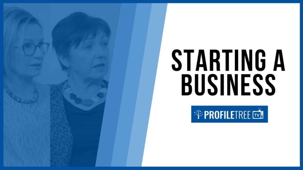 Starting a Business with Claire and Rhonda Hughes